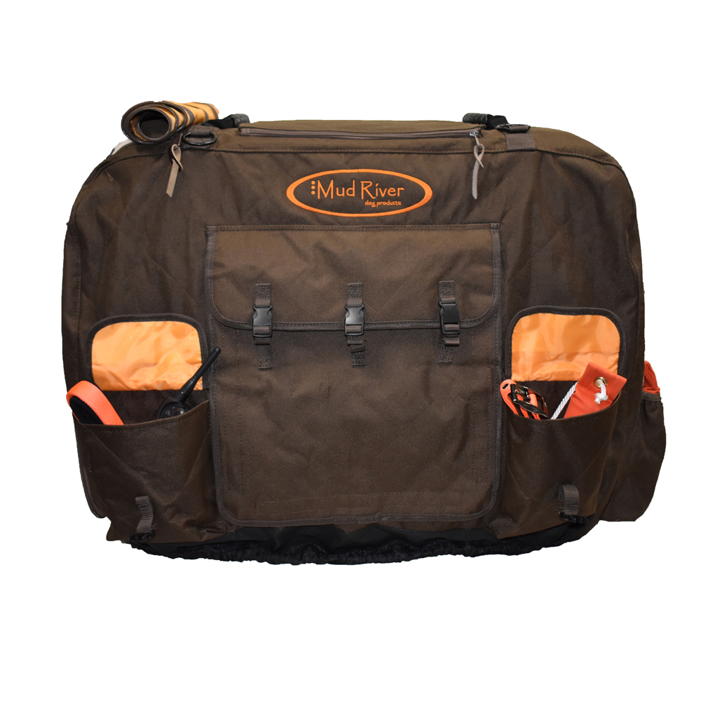 Mud River Dixie Insulated Kennel Cover Boyt Harness Company